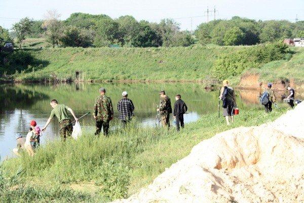 В Горловке прошли соревнования по рыбной ловле, фото-2
