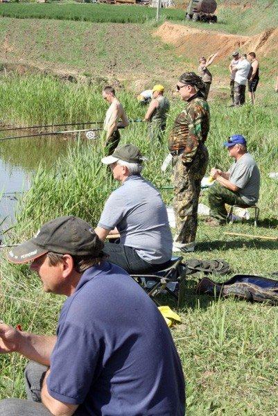В Горловке прошли соревнования по рыбной ловле, фото-4
