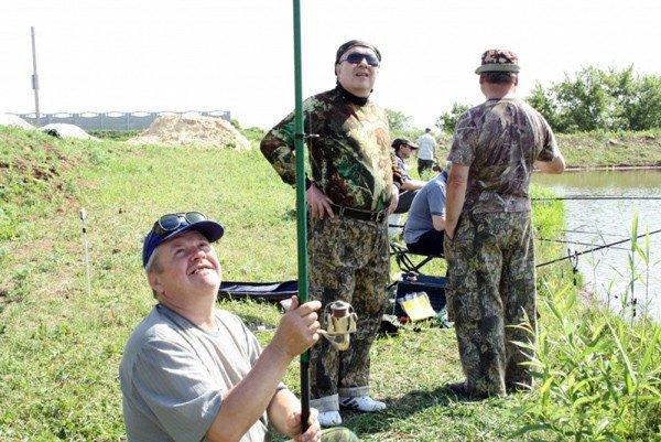 В Горловке прошли соревнования по рыбной ловле, фото-6