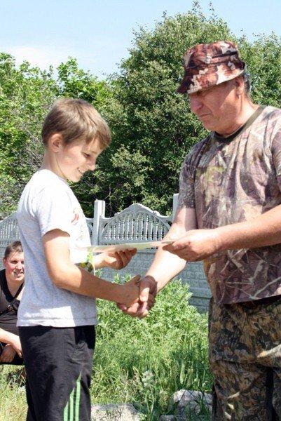В Горловке прошли соревнования по рыбной ловле, фото-10