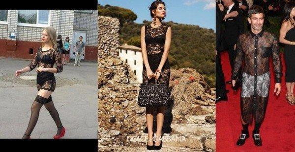 Идею выпускного платья павлоградская школьница позаимствовала у Dolce&Gabbana (ФОТО), фото-1