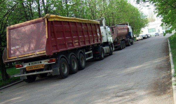 По улицам Донецка без спецсопровождения возят мины и снаряды (фото), фото-2