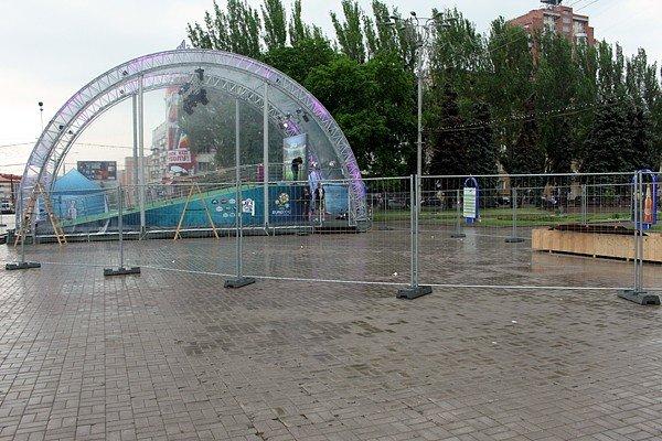 В Донецке готовятся встречать Кубок Анри Делоне (фото), фото-5