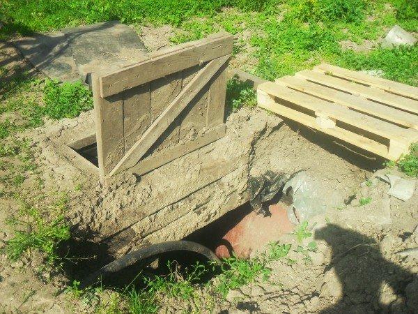 Луганские пограничники обнаружили «запас» контрабандной солярки (ФОТО), фото-2