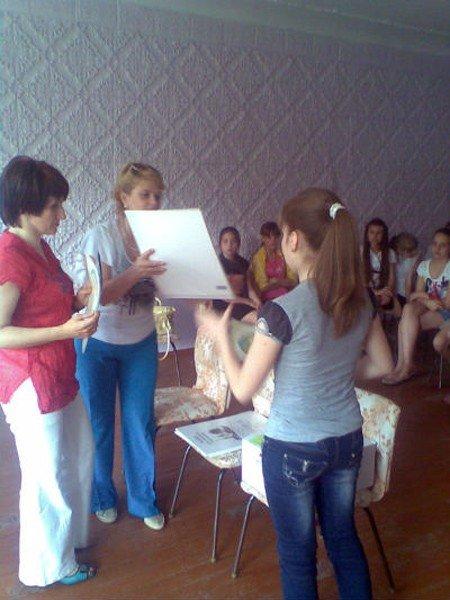 Горловские дети за рисунки о налогах получили подарки и денежные призы, фото-5