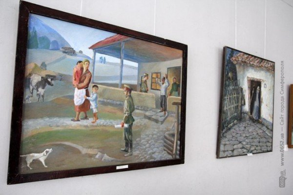 В Симферополе открылась выставка, посвященная депортации крымских татар (фото), фото-4