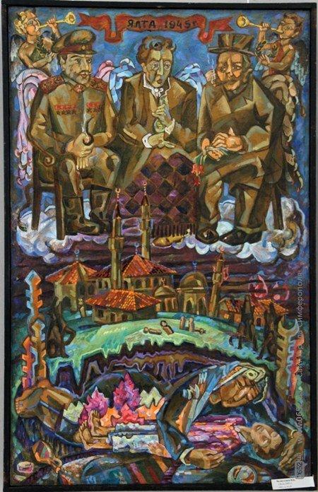 В Симферополе открылась выставка, посвященная депортации крымских татар (фото), фото-7