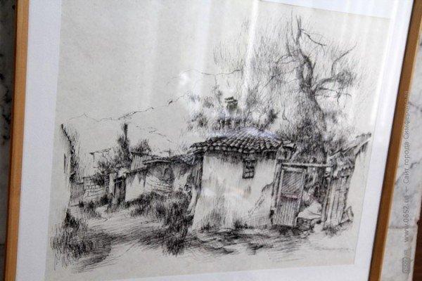 Вдова крымскотатарского художника Рамиза Нетовкина открыла в Симферополе выставку его работ (фото), фото-3