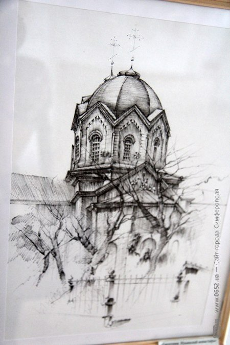 Вдова крымскотатарского художника Рамиза Нетовкина открыла в Симферополе выставку его работ (фото), фото-11