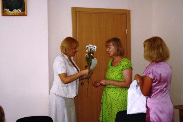 Областной совет отметил работников культуры Артемовска, фото-1
