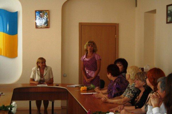 Областной совет отметил работников культуры Артемовска, фото-2