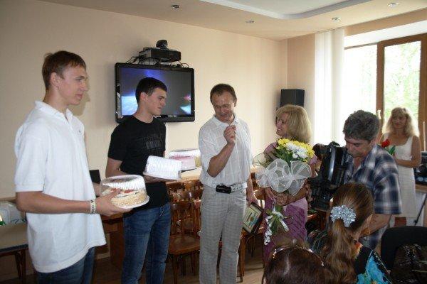 Областной совет отметил работников культуры Артемовска, фото-6