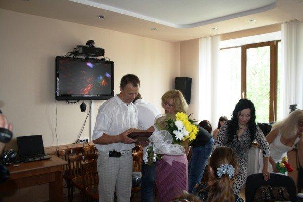 Областной совет отметил работников культуры Артемовска, фото-7