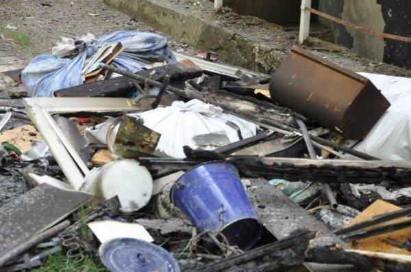 В Крыму пожар уничтожил квартиру: два человека пострадали (изменено, фото), фото-4
