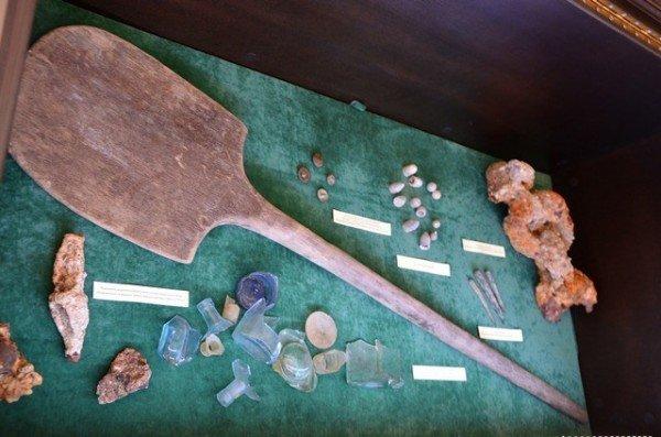 В «Ласточкином гнезде» открылась выставка подводной археологии (ФОТО), фото-1