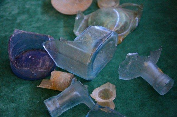 В «Ласточкином гнезде» открылась выставка подводной археологии (ФОТО), фото-4