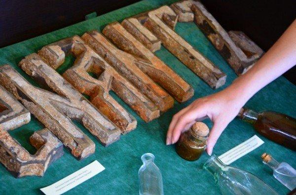 В «Ласточкином гнезде» открылась выставка подводной археологии (ФОТО), фото-2