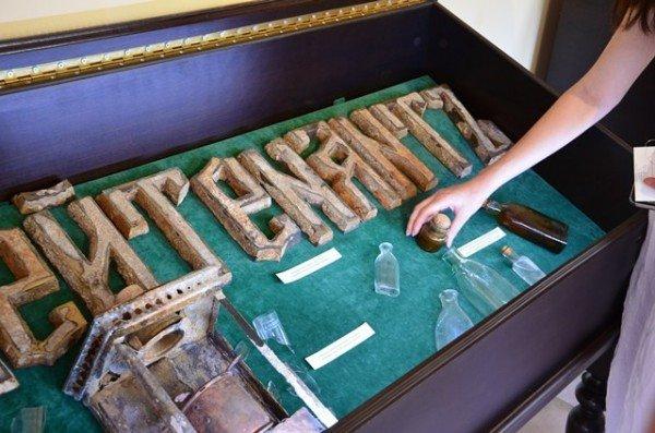 В «Ласточкином гнезде» открылась выставка подводной археологии (ФОТО), фото-3