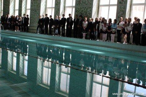 У Луцькій школі відмовились від хлору в басейні (ФОТО), фото-6
