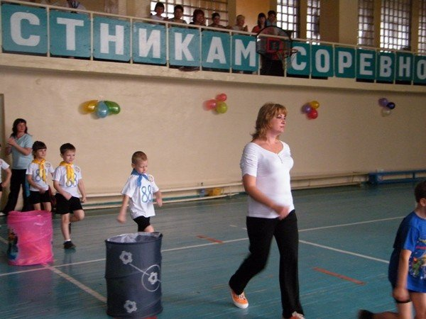 В Горловке завершилась детская спартакиада «Выше радуги», фото-2