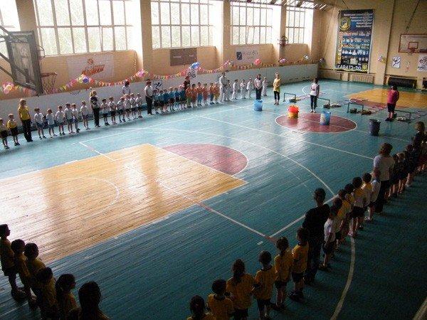В Горловке завершилась детская спартакиада «Выше радуги», фото-3