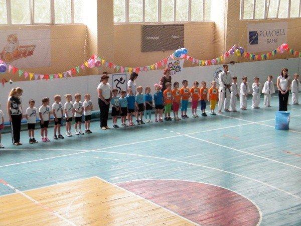 В Горловке завершилась детская спартакиада «Выше радуги», фото-4