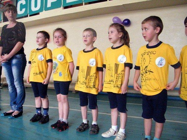 В Горловке завершилась детская спартакиада «Выше радуги», фото-5