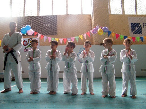 В Горловке завершилась детская спартакиада «Выше радуги», фото-6