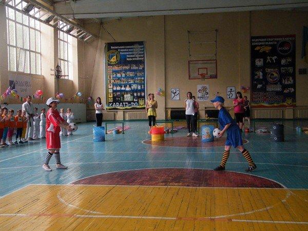 В Горловке завершилась детская спартакиада «Выше радуги», фото-7