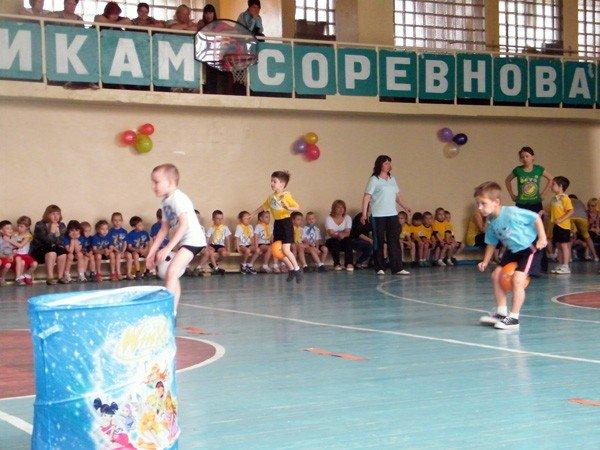 В Горловке завершилась детская спартакиада «Выше радуги», фото-8