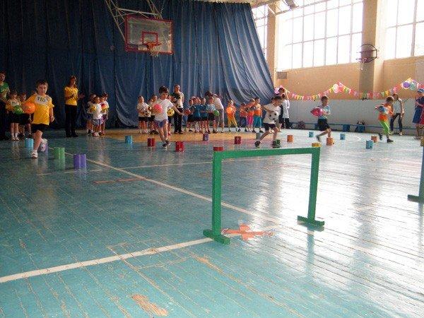 В Горловке завершилась детская спартакиада «Выше радуги», фото-9