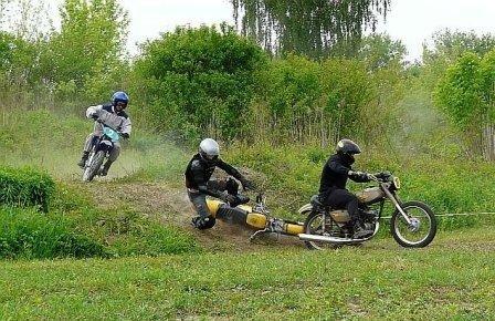 У Рівному пройшли змагання з мотокросу (ФОТО), фото-1