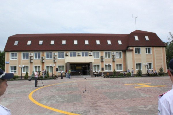 В Донецке открыли самый современный в Украине Центр оперативного реагирования милиции (фото), фото-1