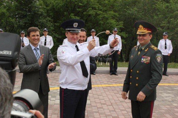 В Донецке открыли самый современный в Украине Центр оперативного реагирования милиции (фото), фото-2