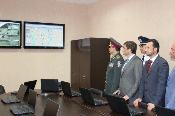 В Донецке открыли самый современный в Украине Центр оперативного реагирования милиции (фото), фото-3