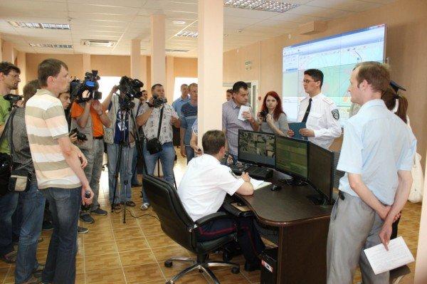 В Донецке открыли самый современный в Украине Центр оперативного реагирования милиции (фото), фото-7