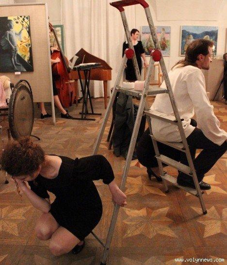 У Луцька своя машина часу – «Ніч музеїв» (ФОТО), фото-10