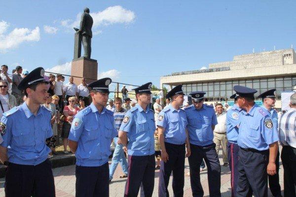 Оппозицию не подпустили к меджлисовцам в день траура (ФОТО), фото-4