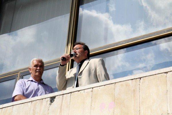 Оппозицию не подпустили к меджлисовцам в день траура (ФОТО), фото-9