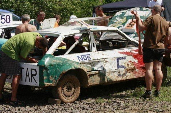 «Гонки на выживание» в Кривом Роге: риск и дайв! (ФОТО), фото-1