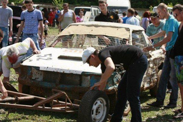 «Гонки на выживание» в Кривом Роге: риск и дайв! (ФОТО), фото-11