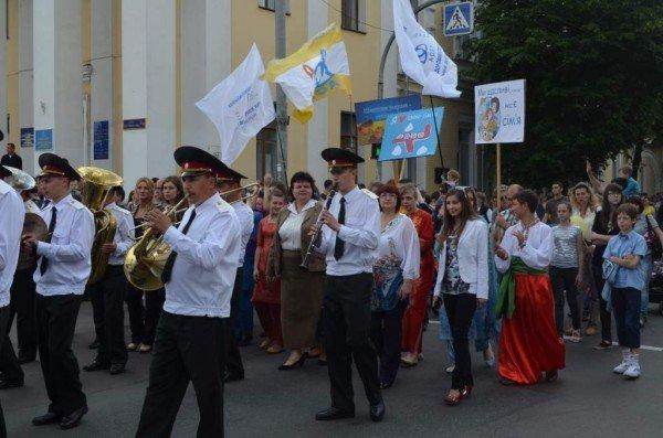 У Житомирі  відбулося загальноміське свято «Щаслива родина» (ФОТО), фото-11