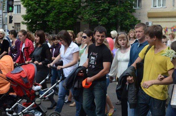 У Житомирі  відбулося загальноміське свято «Щаслива родина» (ФОТО), фото-12