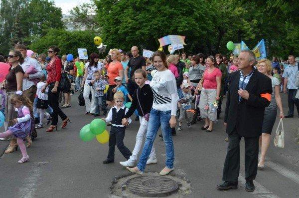 У Житомирі  відбулося загальноміське свято «Щаслива родина» (ФОТО), фото-3