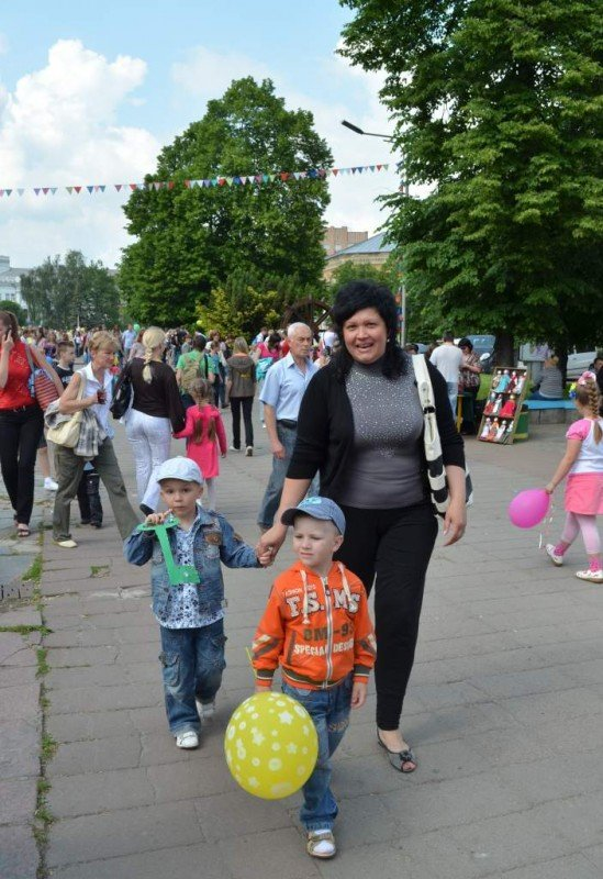 У Житомирі  відбулося загальноміське свято «Щаслива родина» (ФОТО), фото-4