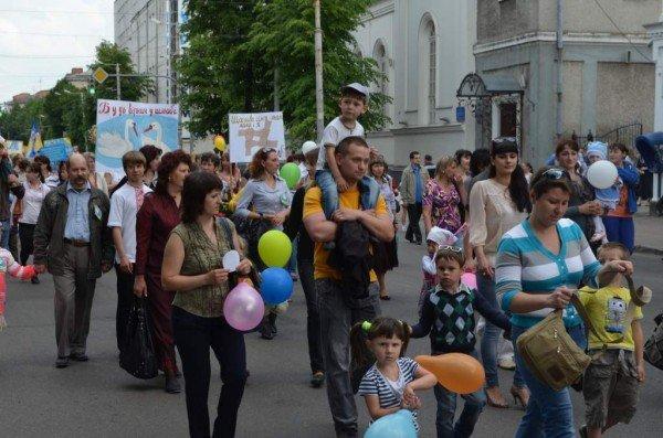 У Житомирі  відбулося загальноміське свято «Щаслива родина» (ФОТО), фото-8