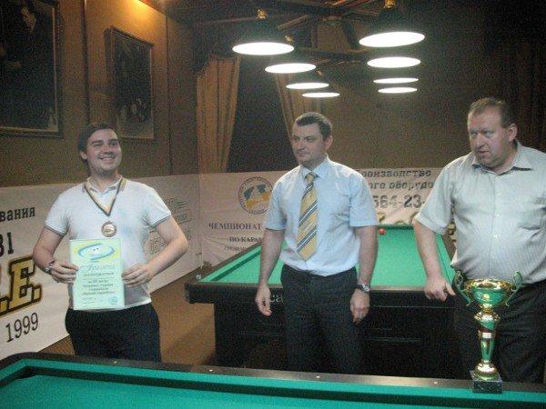 В Кривом Роге определили победителей всеукраинского турнира по карамболю (ФОТО), фото-5