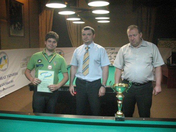 В Кривом Роге определили победителей всеукраинского турнира по карамболю (ФОТО), фото-4