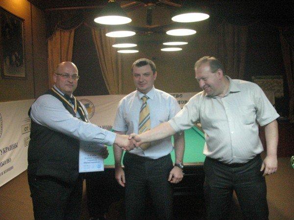 В Кривом Роге определили победителей всеукраинского турнира по карамболю (ФОТО), фото-3