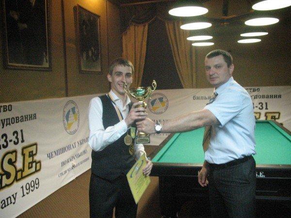 В Кривом Роге определили победителей всеукраинского турнира по карамболю (ФОТО), фото-2